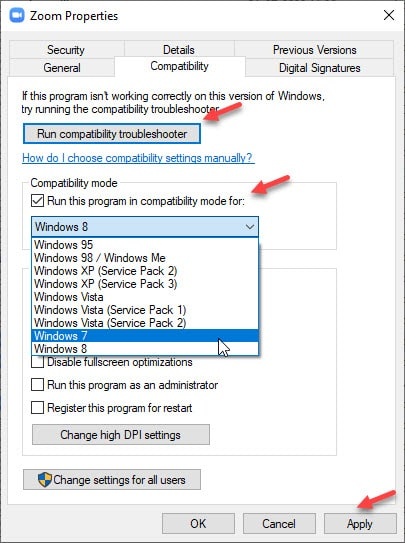 compatibility_troubleshooter