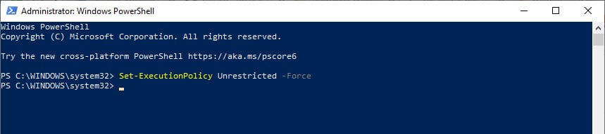 powershell_unrestricted_executionpolicy
