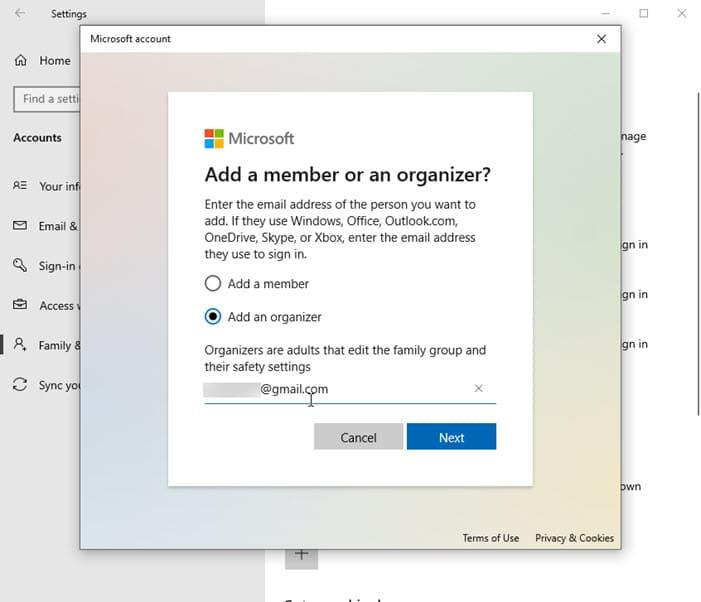 windows_add_member_or_organizer