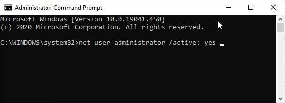 user_administrator