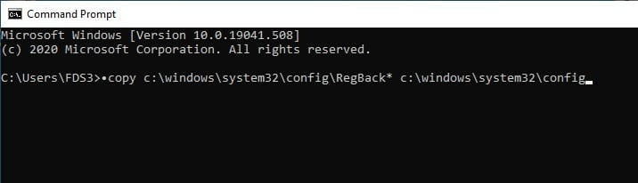 Registry_issue