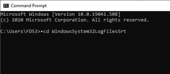 Windows_system_log_file