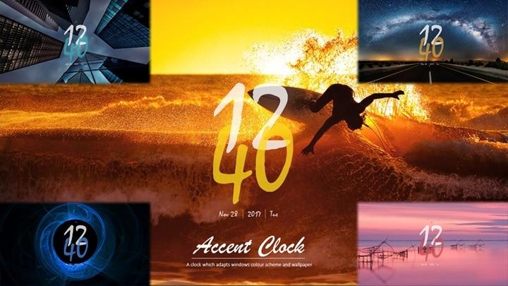Accent_clock_rainmeter