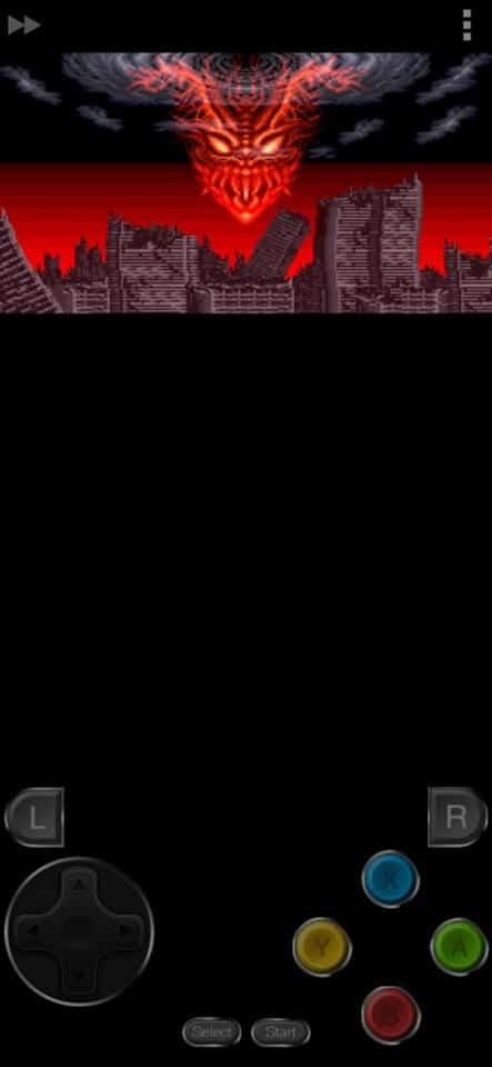 Mega snes rock retro emulator