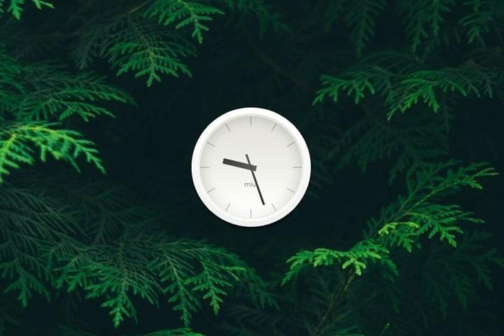 Miui_analog_clock