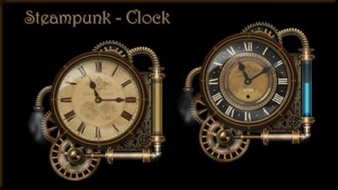 Steampunk_watch_rainmeter