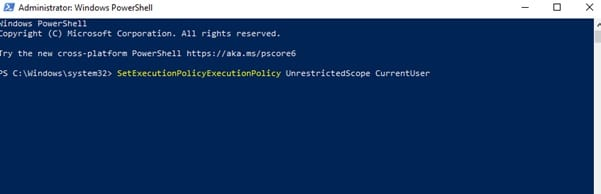 Execution_Policy