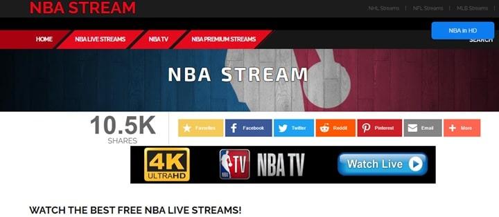 NBAstream.net