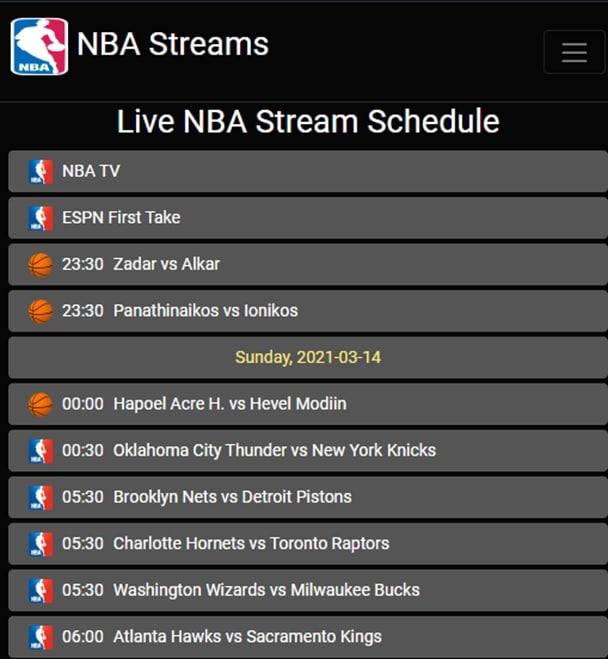 NBAstream.nu