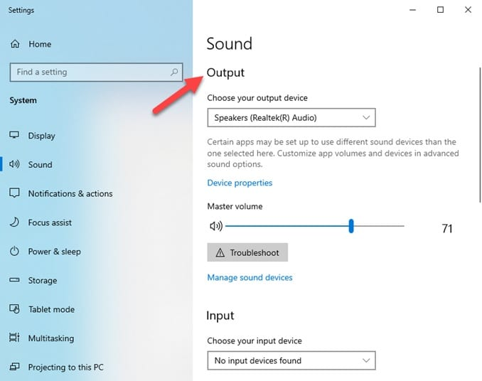 Speaker_output