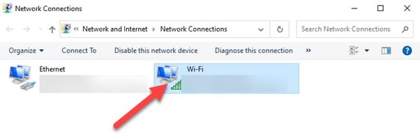 Wifi Connections