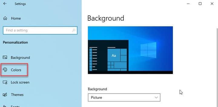 Backgrnd_color_settings