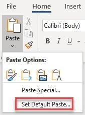 Default_paste_option