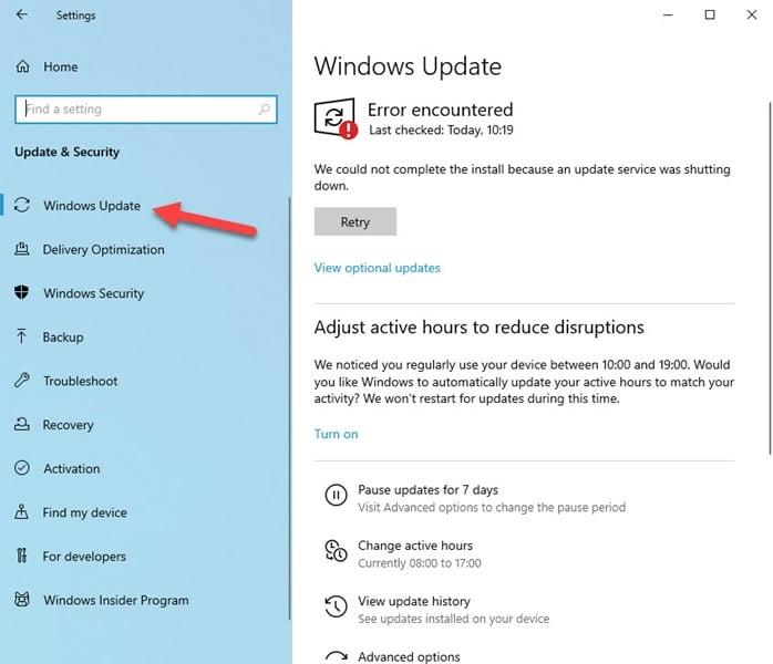 Windows_update