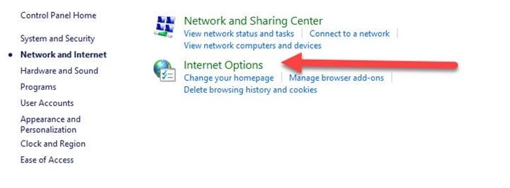 Internet_options